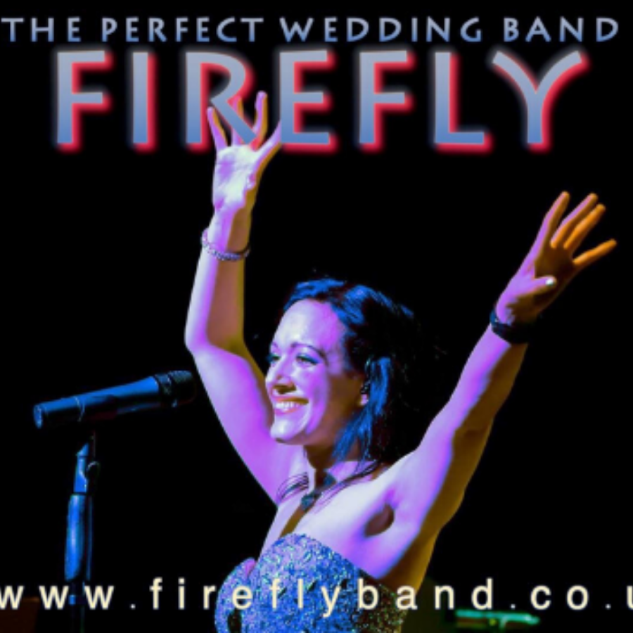 Firefly Bang, Featured Image, Glenfall House, Cotswold Wedding Venue